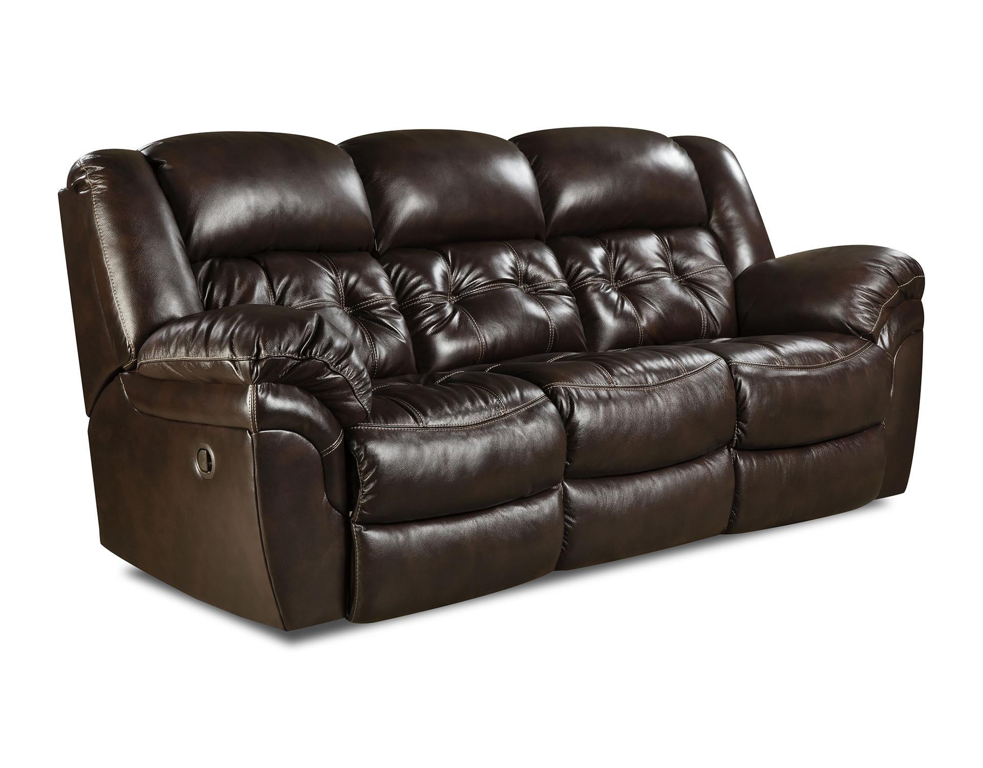 Homestretch Reclining Sofa Homestretch Padre 129 22 15