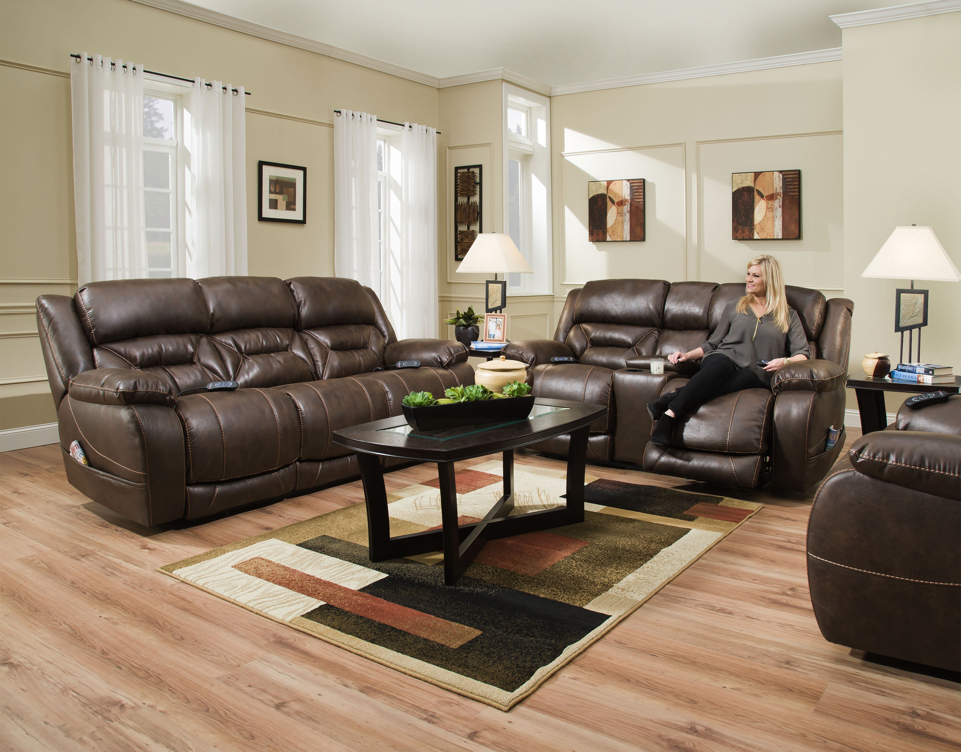 Homestretch Put Your Feet Up 187 Custom Comfort