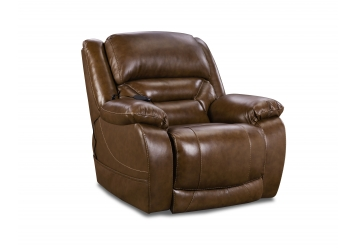 Fine Homestretch Put Your Feet Up Leather Ibusinesslaw Wood Chair Design Ideas Ibusinesslaworg